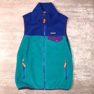 Patagonia vest. Retro. Limited addition.